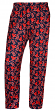 "Boston Red Sox Men's MLB ""Repeating Logo"" Dual Blend Lounge Pajama Pants"