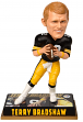 """Terry Bradshaw Pittsburgh Steelers """"Legends of the Field"""" Bobblehead Figurine"""