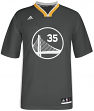 Kevin Durant Golden State Warriors Adidas NBA Men's Alternate Replica Jersey