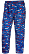 "Buffalo Bills Men's NFL ""Repeating Logo"" Dual Blend Lounge Pajama Pants"