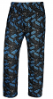 "Carolina Panthers Men's NFL ""Repeating Logo"" Dual Blend Lounge Pajama Pants"