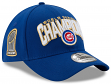 Chicago Cubs New Era 39THIRTY 2016 World Series Champions Men's Locker Room Hat