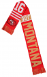 "Joe Montana San Francisco 49ers NFL ""Football Greats"" Wordmark Scarf"