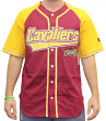 "Cleveland Cavaliers Starter NBA Men's ""Double Play"" Baseball Jersey"