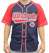 "Washington Wizards Starter NBA Men's ""Double Play"" Baseball Jersey"