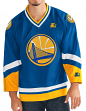 "Golden State Warriors Starter NBA Men's ""Crossover"" Hockey Jersey"