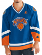 "New York Knicks Starter NBA Men's ""Crossover"" Hockey Jersey"