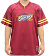 "Cleveland Cavaliers Starter NBA Men's ""Blindside"" Football Jersey"