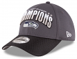 Seattle Seahawks New Era 9Forty NFL 2016 NFC West Division Champions Hat