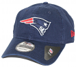 New England Patriots New Era 9Twenty NFL Core Classic Adjustable Hat - Navy