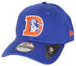 Denver Broncos New Era 9Twenty NFL Throwback Core Classic Adjustable Hat - Blue