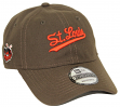 St. Louis Browns New Era MLB 9Twenty Cooperstown Adjustable Hat - Brown