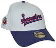"Washington Senators New Era MLB 39THIRTY Cooperstown ""Classic"" Flex Fit Gray Hat"