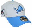 Detroit Lions New Era 9Forty NFL The League Playoff Patch Adjustable Hat