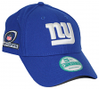 New York Giants New Era 9Forty NFL The League Playoff Patch Adjustable Hat