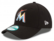"""Miami Marlins New Era Youth MLB 9Forty """"The League"""" Adjustable Hat"""