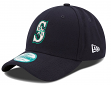 """Seattle Mariners New Era Youth MLB 9Forty """"The League"""" Adjustable Hat"""