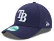 """Tampa Bay Rays New Era Youth MLB 9Forty """"The League"""" Adjustable Hat"""