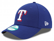 "Texas Rangers New Era Youth MLB 9Forty ""The League"" Adjustable Hat"
