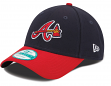 "Atlanta Braves New Era MLB 9Forty ""The League"" Adjustable Hat - Alternate"