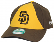 "San Diego Padres New Era MLB 9Forty ""The League"" Adjustable Hat - Alternate 2"