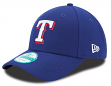 """Texas Rangers New Era MLB 9Forty """"The League"""" Adjustable Hat - Home"""