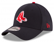 Boston Red Sox New Era MLB 39THIRTY Vintage Team Classic Hat - 2 Sox Logo