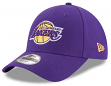 """Los Angeles Lakers New Era NBA 9Forty """"The League"""" Adjustable Hat - Purple"""