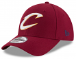 "Cleveland Cavaliers New Era NBA 9Forty ""The League"" Adjustable Hat - Maroon"