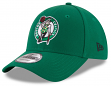 "Boston Celtics New Era NBA 9Forty ""The League"" Adjustable Hat - Green"