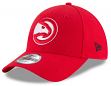 "Atlanta Hawks New Era NBA 9Forty ""The League"" Adjustable Hat - Red"