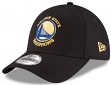 """Golden State Warriors New Era NBA 9Forty """"The League"""" Adjustable Hat - Black"""