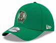 "Boston Celtics New Era NBA 39THIRTY ""Team Classic"" Flex Fit Hat - Green"
