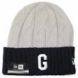 "Homestead Grays New Era Negro League Baseball ""2T Aged"" Cuffed Knit Hat"