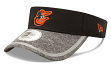 Baltimore Orioles New Era MLB Training Performance Visor - Navy