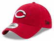 Cincinnati Reds New Era MLB 9Twenty Primary Core Classic Adjustable Hat
