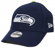 """Seattle Seahawks New Era Youth NFL 9Forty """"The League"""" Adjustable Hat"""