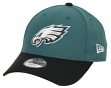 """Philadelphia Eagles New Era Youth NFL 9Forty """"The League"""" Adjustable Hat"""
