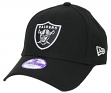 "Oakland Raiders New Era Youth NFL 9Forty ""The League"" Adjustable Hat"