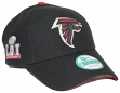 Atlanta Falcons New Era 9Forty NFL The League Super Bowl Patch Adjustable Hat