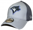 "Toronto Blue Jays New Era MLB 39THIRTY ""Grayed Out Neo 2"" Flex Fit Hat"
