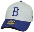 "Brooklyn Dodgers New Era MLB 39THIRTY Cooperstown ""Change Up Redux"" Flex Fit Hat"