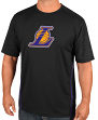 """Los Angeles Lakers Majestic NBA """"Everything You Got"""" Men's Synthetic S/S T-Shirt"""
