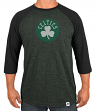 "Boston Celtics Majestic NBA ""Excellent Attitude"" Men's 3/4 Sleeve T-Shirt"
