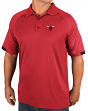 "Chicago Bulls Majestic NBA ""Excitement"" Men's Synthetic Polo Shirt"