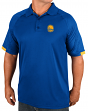 "Golden State Warriors Majestic NBA ""Excitement"" Men's Synthetic Polo Shirt"