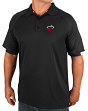 "Miami Heat Majestic NBA ""Excitement"" Men's Synthetic Polo Shirt"
