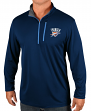 Oklahoma City Thunder Majestic NBA Men's Exclamation 1/2 Zip Pullover Wind Shirt