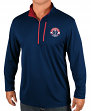 "Washington Wizards Majestic NBA Men's ""Exclamation"" 1/2 Zip Pullover Wind Shirt"