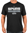 "San Antonio Spurs Majestic NBA ""Proven Pastime 2"" Short Sleeve Men's T-Shirt"